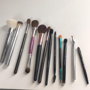 High end brush bundle